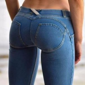 Dámské moderní kalhoty Gizel