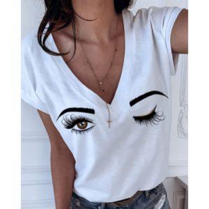 Dámské stylové tričko Karissa