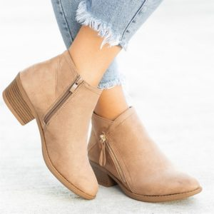 Dámské elegantní podzimní boty Healy