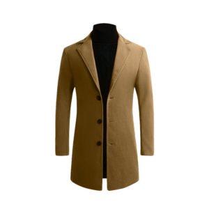 Pánský luxusní kabát Vincent