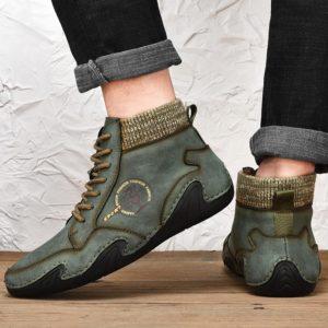 Pánské luxusní podzimní sneakers Ellure