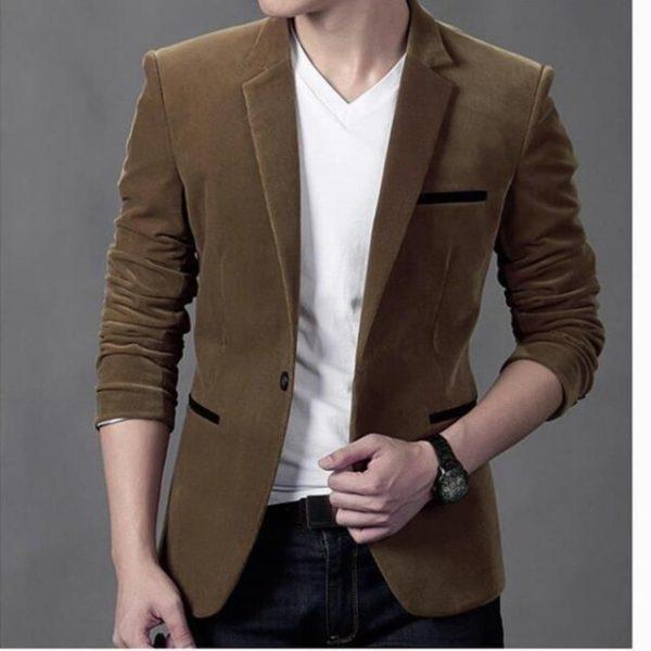 Pánské luxusní sako Nick