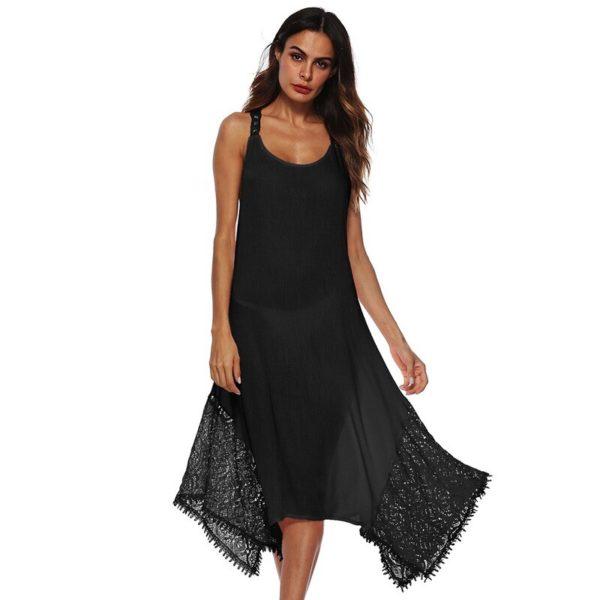 Dámské plážové vzdušné šaty Deborah - kolekce 2020