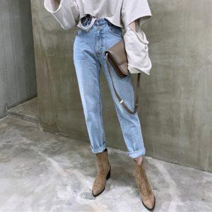Dámské Vintage Džíny