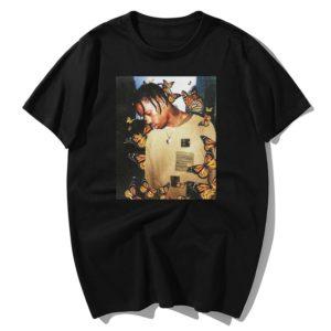 Pánské stylové triko Butterfly Music