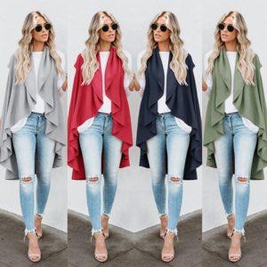 Dámská trendy elegantní vesta Amina