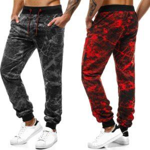 Pánské módní sportovní kalhoty Matthias