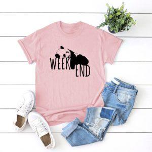Dámské moderní tričko Alissia