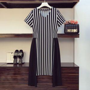 Dámské plus size ležérní šaty - kolekce 2020