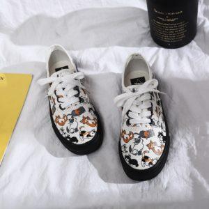 Dámské módní boty Cat | kolekce 2019