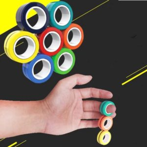 Magnetické kroužky FinGears