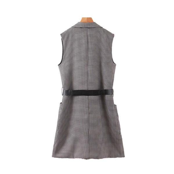 Dámská společenská vintage vesta Briggitte