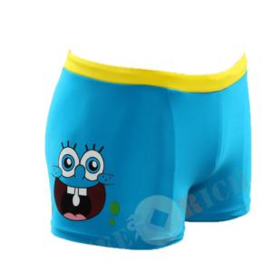 Chlapecké plavecké šortky Cartoon
