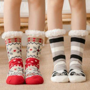 Zimní teplé ponožky Katlyn