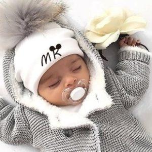 Chlapecká zimní čepice MR