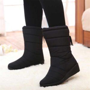 Dámské stylové zimní boty Liza