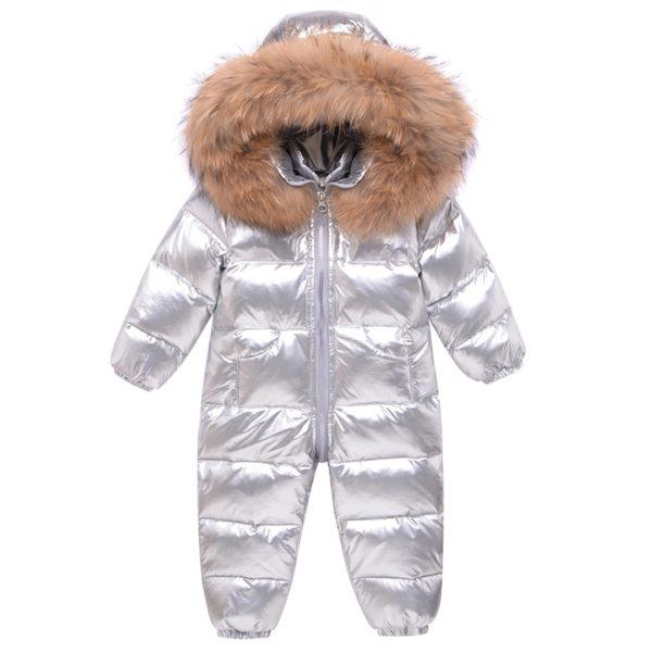 Dětská zimní kombinéza