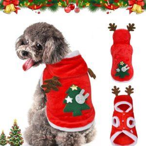 Vánoční obleček pro mazlíčky Hutton