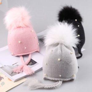 Dětská luxusní čepice Jess