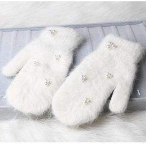 Dámské zimní stylové rukavice Lyla