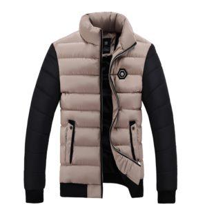 Pánská luxusní zimní bunda Nestor