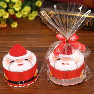 Vánoční ručníkový stromeček Moore
