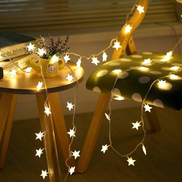 Vánoční LED světýlka Foley