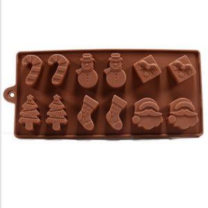 Vánoční silikonová formička Aguilar