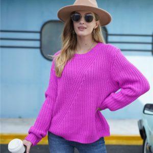 Dámský luxusní svetr Lilia