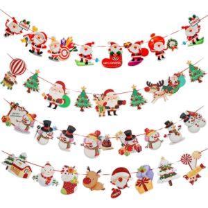 Vánoční dekorační řetěz Noel