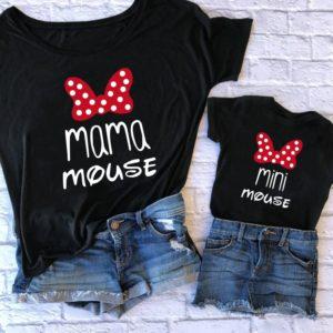 Tričko pro mámy a dcery