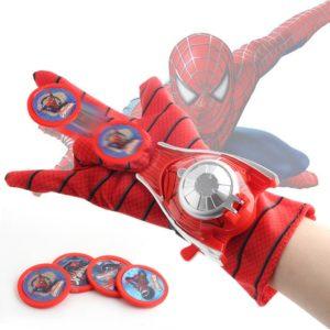 Dětská rukavice akčních hrdinů