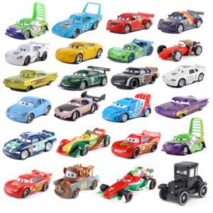 Dětské auto s motivem Cars