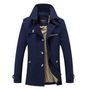 Pánský elegantní kabát Keith