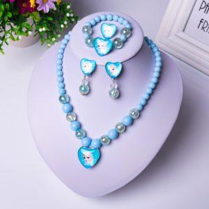 Překrásná sada šperků Elsa