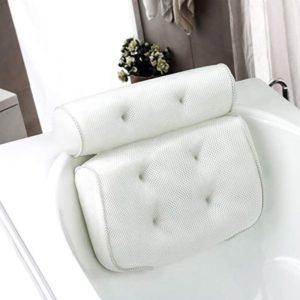 Pohodlný polštářek do vany