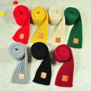 Dětská pletená šála Shaye