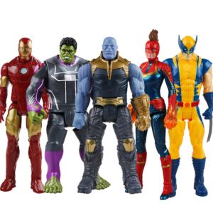 Krásné postavy Marvel