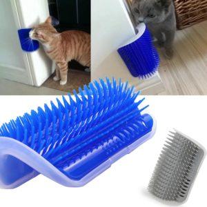 Masážní kartáč pro kočky
