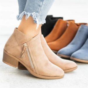 Dámské kotníkové boty Miriam