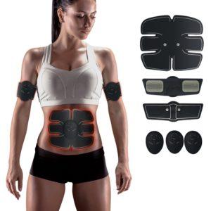 Elektronický posilovač svalů Six Pack