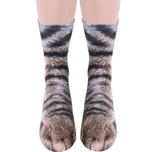 Zvířecí 3D ponožky