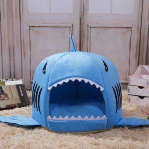 Pelíšek pro psy a kočky Shark