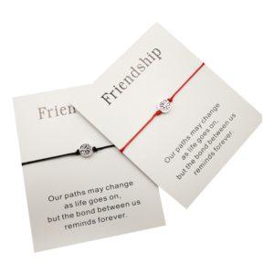 Náramek přátelství - strom života