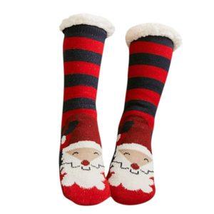 Dámské zateplené zimní ponožky