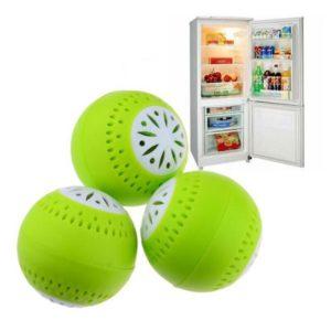 Odvlhčovací míčky do ledničky - 3 kusy