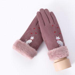 Dámské rukavice Cats