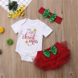 Dětský vánoční set My First Christmas