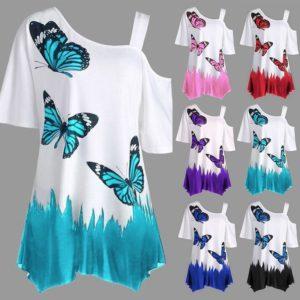 Dámský top Butterfly Brand