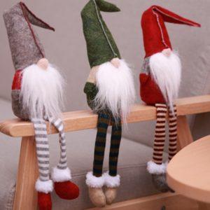 Vánoční dekorace - trpaslík